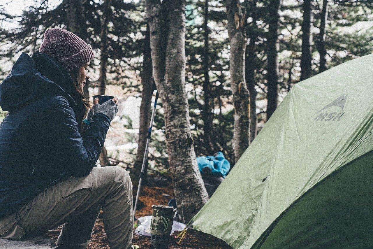 cafe campamento